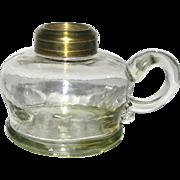 "REDUCED Mini Finger Fluid Lamp – 2 ¼"" tall"