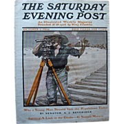 Saturday Evening Post Magazine – October 1, 1904