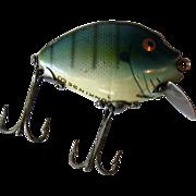 SOLD Ten (10) Vintage Heddon Punkinseed Fishing Lures