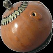 Unusual Japanese Gourd Netsuke