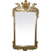 Williamsburg Queen Anne Style Hanging Mirror