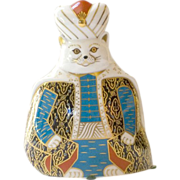 1986 Royal CrownDerby Royal Cats Persian