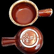 McCoy Soup Bowls, set of 2