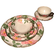 Franciscan Desert Rose 6 Piece Place Setting