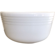 Pyrex White Mixer Bowl