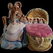 Beswick Beatrix Potter's Hunca Munca early figurine