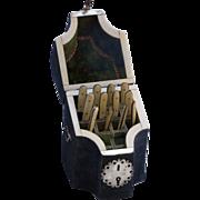SOLD Rare George III Shagreen Miniature Knife Box, 18th C.