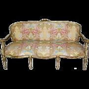 SALE Italian Neoclassical Settee ( Sofa ), Late 18th century
