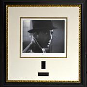 """Casablanca"" Starring Humphrey Bogart Titled ""Goodbye Rick"" Senigraph w/COA 101"