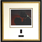 """""""Gone with the Wind"""" Titled """"Rhett and Scarlet"""" Senigraph 11 of 99 w/COA"""