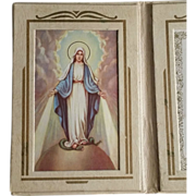 Our Lady of Grace Prayer Folder
