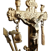 Instruments of the Passion Devotional