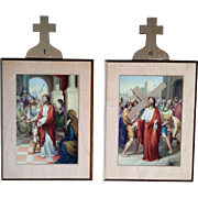 14 Stations of the Cross Complete Set