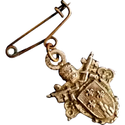 Blessed Pope Paul VI Insignia Pin