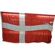 Vintage Flag of Denmark