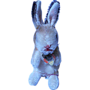 Steiff, Mohair Rabbit, Tagged, Germany, mid century