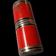 Miniature Enameled Vintage Lighter, Weston