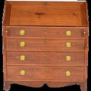 Antique American Slant Front Desk - about 1800