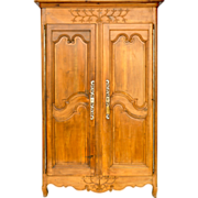 Large French Armoire, circa 1780 - 1820