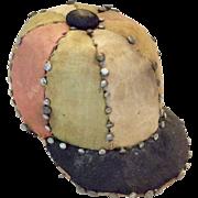 Silk jockey hat advertising pincushion
