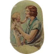 Prudential Insurance Co. Advertising Pincushion