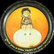 Fairy Soap Tin Tip Tray