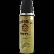 Monarch Coffee Thermos