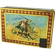 Ben Bey Tin Cigar Box/Humidor