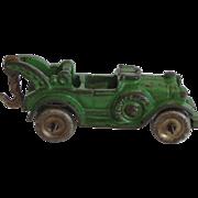 """Hubley """"Service Car"""" Open Air Wrecker"""