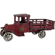 Arcade Ford Stake Truck