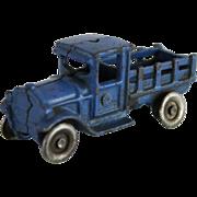 "A.C.William 3 1/4"" Blue Stake Truck"