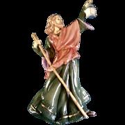 "Enesco ""The Vatican Nativity"" JOSEPH#738999MSt. Peter's Basilica Nativity Figuri"