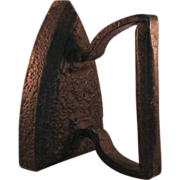 Vintage Iron - Hammered finish Cast Iron