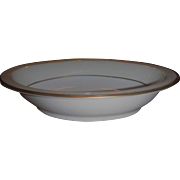 HEINRICH and CO.  QUEENS  10 inch serving bowl.