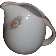 HALL'S SUPERIOR KITCHENWARE Milk or Juice Pitcher