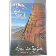 "=Signed 1st Edition= Judith Van Gieson: ""The Other Side of Death"""