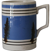 Mocha Ware Mochaware Half Pint Mug
