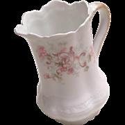 Antique Limoges France Creamer By Lanternier