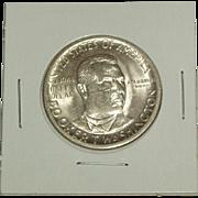 SALE 1946-S Booker T Washington Silver Commemorative Half Dollar - Nice 69 year old Coin ...
