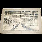 SOLD 1899 Winter & Pond Juneau gold Ready Bullion Mill Douglas Island Alaska photograph