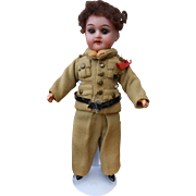 ***Small FRENCH soldier, made in Germany****