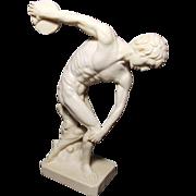 Vintage A. Santini Classic Figurine