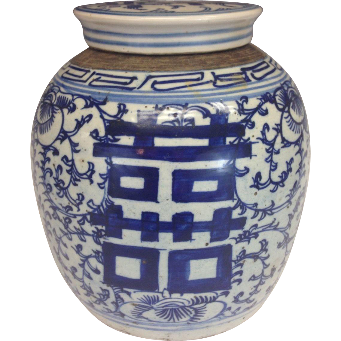 Chinese Ginger Jars Stunning Beautiful Chinese Antique Happiness Porcelain