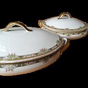 SALE LS&S Lewis Straus & Son Limoges Art Deco Dinnerware Set