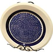 Arabia of Finland Faenza Blue Dinner Plate Up To 8 Available