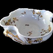Perfect 19th C. Large Antique Haviland Serving Bowl Schleiger 266E