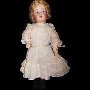 "23"" Antique Kammer & Reinhardt Character Doll Incised K*R 117n All Original"