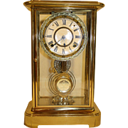 Rare Antique Jerome And Chauncey Small Steeple Clock Full Working From Rubylane Sold On Ruby Lane