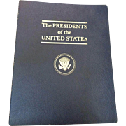 Reference Portfolio Of The Presidents Of The United States