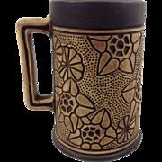 Weller Claywood Mug 1910-20